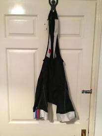 Cycling bib shorts sizeM/L