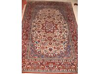 Hand-made 100% Wool Iranian rug