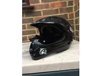 BOYS M CYCLE HELMET