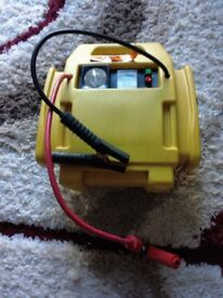 CAR JUMP STARTER WORKING -NO CHARGER