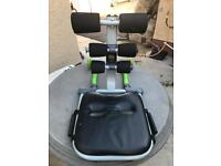 Abdominal trainer brand new fitness