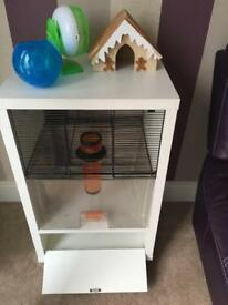 Omelet Hamster Gerbil Cage