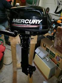 Mercury 5hp 4stroke