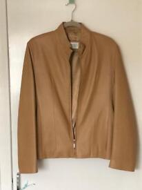 Ladies Italian Leather Jacket
