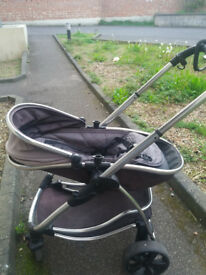 iCandy Strawberry Carrycot / Pram / Travel System
