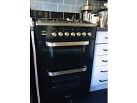 Kenwood double oven cooker/Gas bob