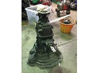 Ford Transit MT75 Gearbox