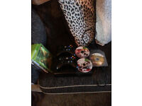 XBOX 360, 7 GAMES , 2 PADS