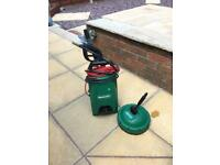 Qualcast compact pressure washer