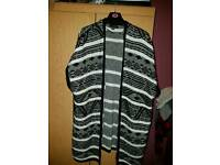 Women's thick Cardigan