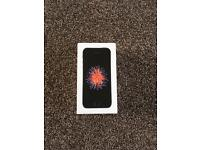 IPHONE SE 64GB SPACE GRAY BRAND NEW EE