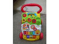 V teck baby walker and activity