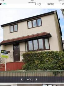 4 Bedroom detached house in Torquay. NOW UNDER CONDITIONAL OFFER