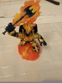 Skylanders Legendary Ingnitor figure