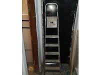 2 ladder 2.5 meter and 3 meter
