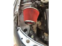 Universal induction air filter