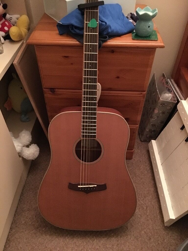Tanglewood acoustic guitar brand new