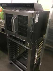 Doyon ja4 electric convection oven with stand / casters only $3995 ( retails $11,000 + ) ! Like new