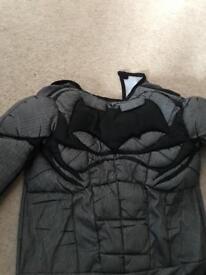 Bat man dress up age medium (7-8)