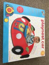 Baby play nest car