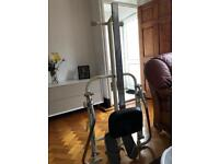 Tunturl Puch fitness rowing machine