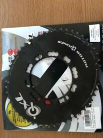 Rotor QXL elliptical chain ring