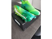 Adidas ACE 17+ PureControl FG - Solar Green/Core size 9