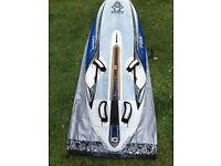 Starboard Futura 133 Technura Windsurf Board