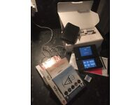Nintendo DSi video game and console bundle - Complete, boxed, manuals, 4 games