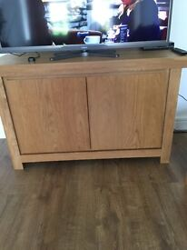Sideboard tv stand