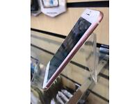 iPHONE 7 32GB/UNLOCKED/APPLE WARRANTY/TRUSTED SHOP WITH RECEIPT/EXCELLENT CONDITION/ROSE GOLD