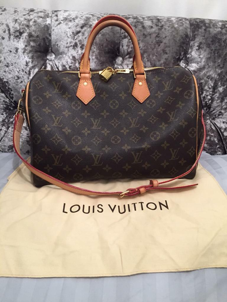 488275979b38 Louis Vuitton speedy bandouliere 30 tote bag