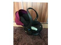 Be safe stokke car seat including adapters