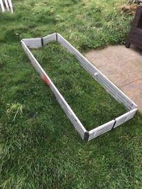 Boss scaffold kick board 1.8m alloy