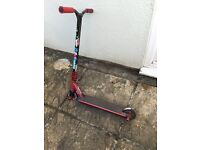 Custom scooter barely used
