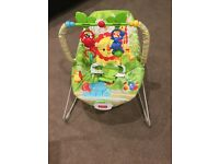 Unisex bouncy chair