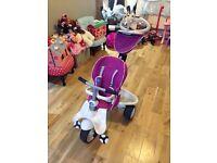 Smart Trike 5 in 1 Recliner