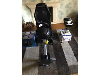 Vr + camera +racing seat +steering wheel + 5 games + motion controls