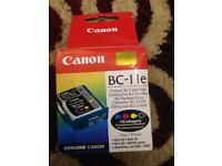 Canon cartridge BC-11 e colour