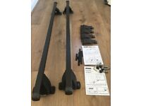 Car roof bars - Halfords System A