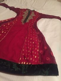 Traditional asianwear