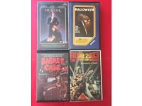 WANTED - HORROR VIDEO TAPES