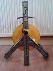 Keep-It wheel clamp