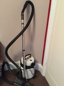 White Vacuum Cleaner/Hoover