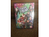 Brand new still in wrapper Suicide Squad Dvd