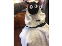 Sheep onesie