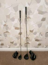 Ping Answer Driver & 3 Wood