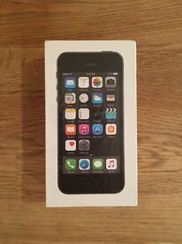 NEW IPHONE 5S 16GB GREY