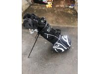 Golf bag and clubs - Full Set