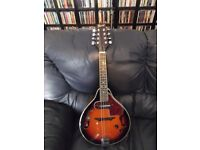 Ibanez M510E-B5 Mandolin with pickup